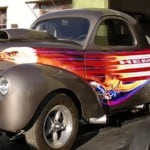 vehicle wraps, car graphics, vehicle magnets