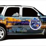 effectrive car advertising, using cars to advertise business