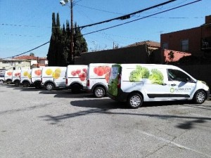 Yummy.com Vehicle Wrap