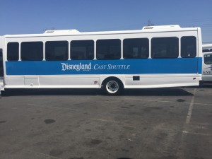 Disney's Environmentality Vehicle Wrap Side