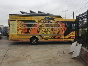 Mac Daddy Vehicle Wrap Side
