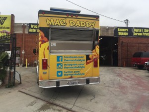 Mac Daddy Vehicle Wrap Back