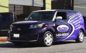 Full wrap-Scion Vehicle Wrap