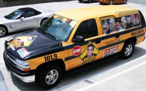 La Nueva Van Vehicle Wrap